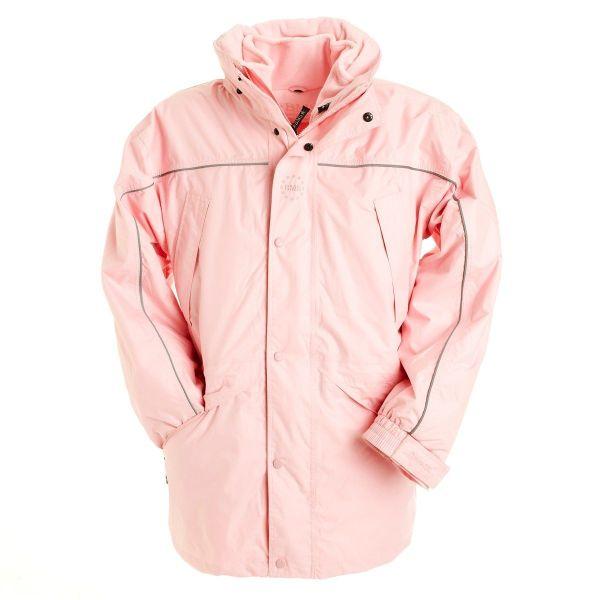 BMS Doppeljacke mit ZipIn Fleece - rosé
