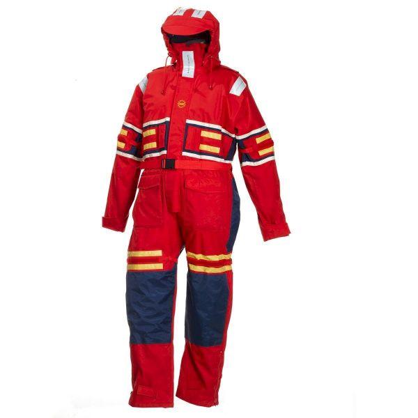 Flotationsuit - Schwimmanzug - rot