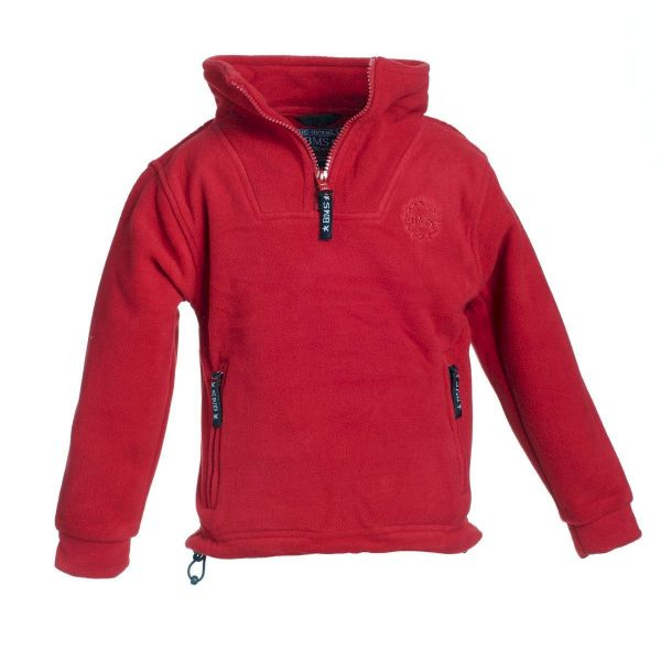 Fleece Pullover - Troyer Antarctic Clima-Fleece