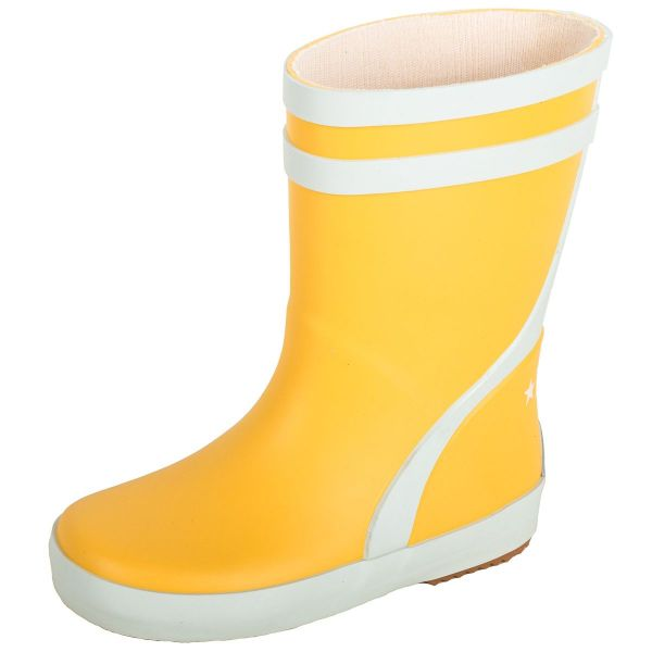 Gummistiefel in gelb