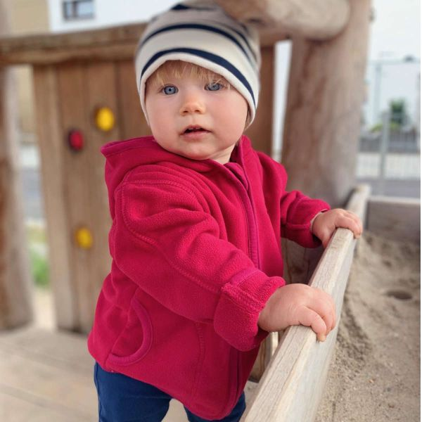 Fleecejacke Baby und Kleinkind - Antarctic Clima-Fleece