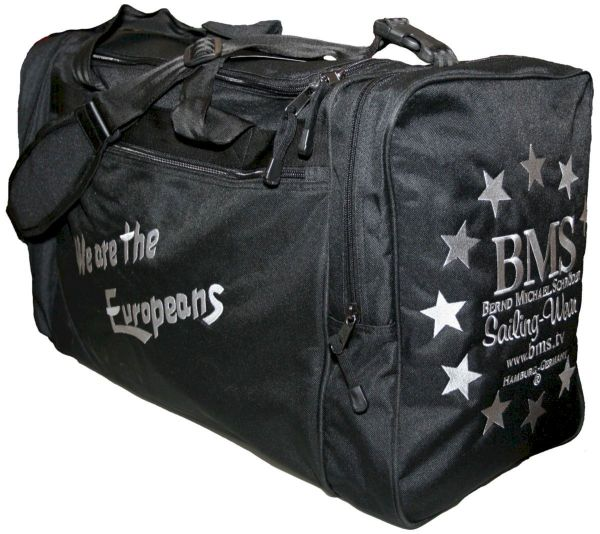 BMS Seglertasche - we are the Europeans