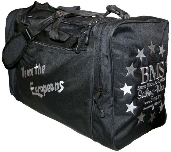 BMS Seglertasche - we are the Europeans