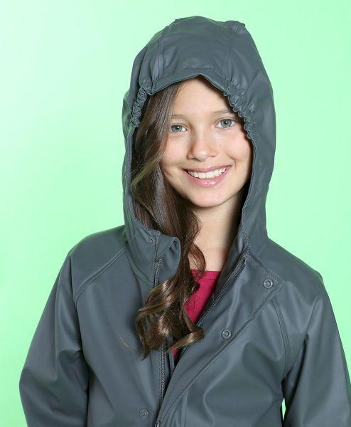 Regenmantel für Kinder - 100% wasserdicht