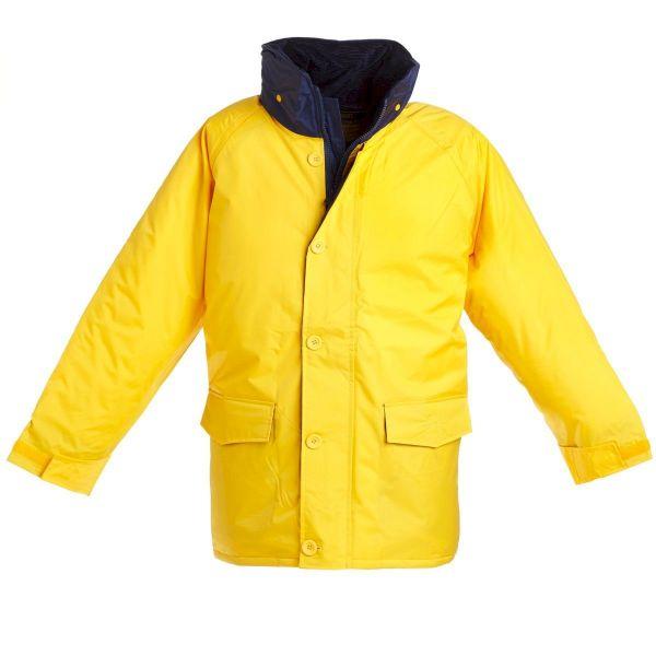 BMS Skipperjacke - gelb
