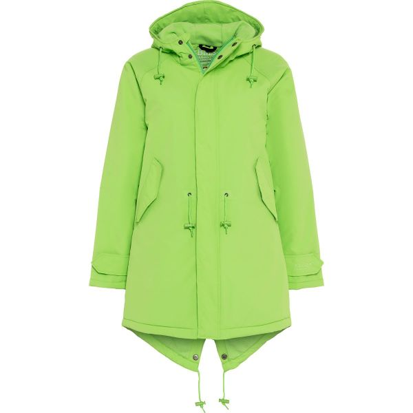Wintermantel Damen mit Clima-Fleece