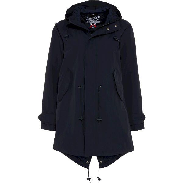 atmungsaktiver Hardshell Mantel für Damen