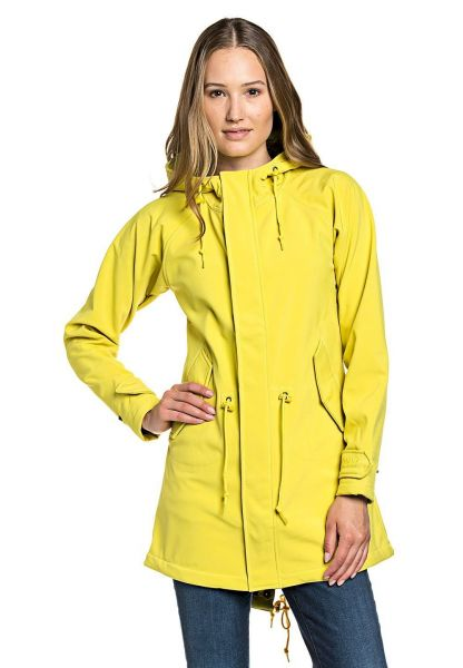 HafenCity® Coat SoftShell - Stealth